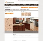 Caesarstone / Showroom Integration